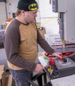 operating sonic welder